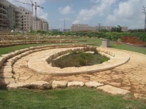 The first biofilter in Kfar Saba (KKL)